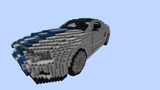 Minecraft FORD SHELBY GT500
