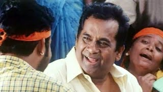 Comedy Kings - Brahmanandam & Ntr Top Comedy Scene In Andhrawala