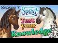Test Your Knowledge on Spirit Riding Free Season 7! QUIZ - Netflix Horse Show