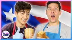 Puerto Ricans Cook Mofongo Featuring Marcel Ruiz