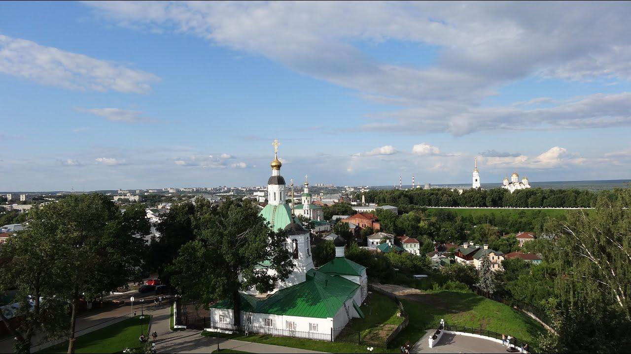 Золотое кольцо России.Путешествие наполняющее душу