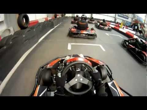 "Xtreme Karting Falkirk, Heat 1 - ""Jason Plato"" - 25 August 2012"