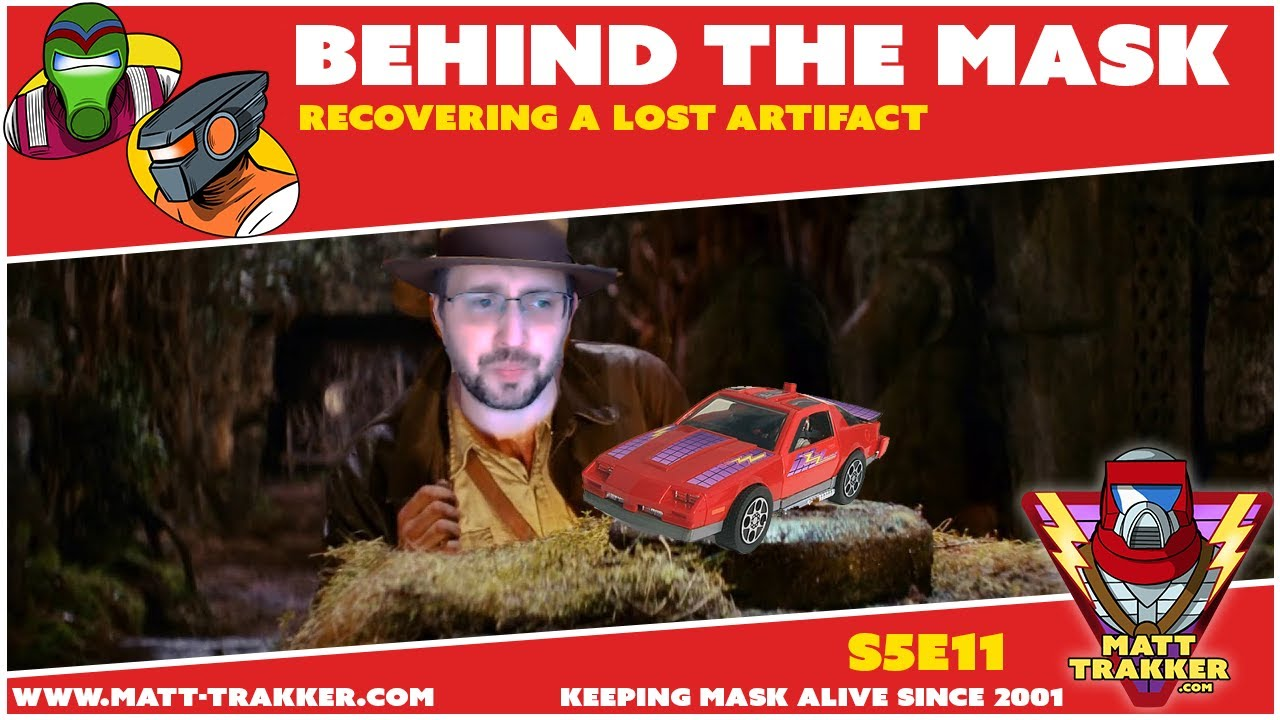 Recovering a Lost Artifact - S5E11