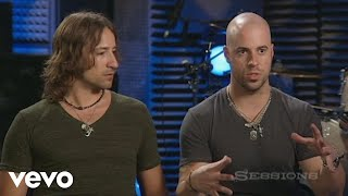 Daughtry - Interview (Sessions @ AOL 2009)