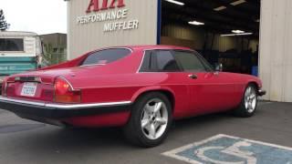 V12 Jaguar XJS Magnaflow Dual Exhaust System