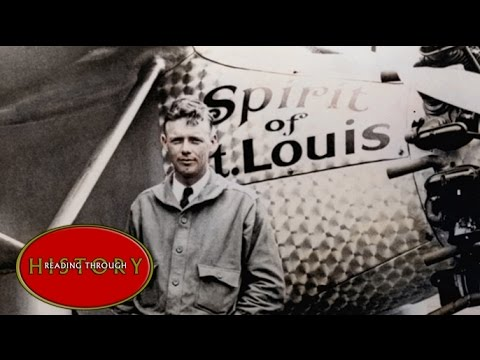 History Brief: Charles Lindberg and the Spirit of St. Louis