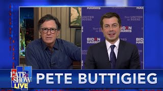 """He's Pretty Comfortable Telling A Total Lie"" - Mayor Pete Buttigieg On Pence's Debate Performance"