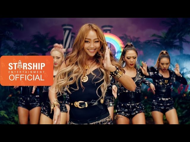 [MV] 효린 (Hyolyn) _ Paradise (파라다이스)