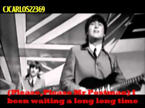 The Beatles Please Mr Postman (2009 Stereo Remaster) With Lyrics