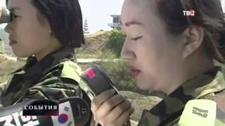 Армия КНДР на границе с Южной Кореей приведена в полную боеготовность  2015