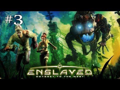 """Enslaved #3 (1080p)(Magyar) """"C&C gameplay"""""""