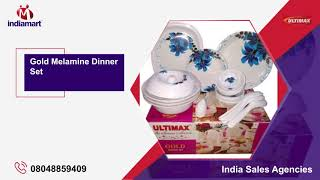 Melamine Dinner Set and Insulated Casserole Manufacturer