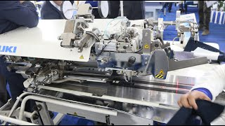Industrial Sewing Machine Manu…