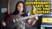 The Cheapest Guitar You Can Buy! - Demo / Review - YouTube