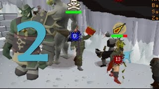 Killing Bandos PvMers in PvP Worlds 2