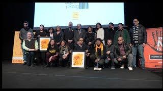 Acte de lliurament dels VI Premis Martí Gasull i Roig