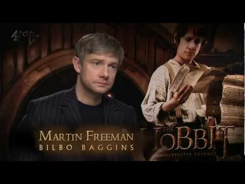 T4 Movie Special - The Hobbit An Unexpected Journey