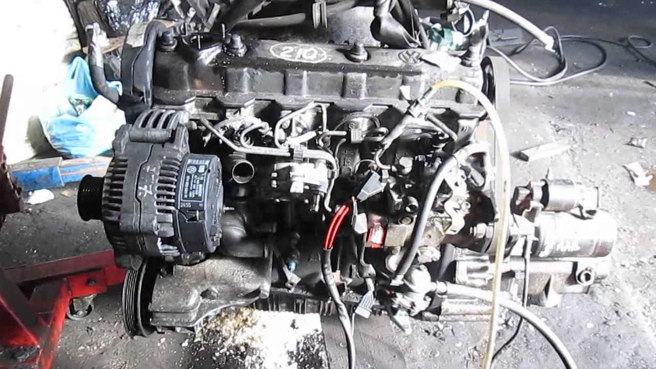 Двигатель фольксваген транспортер aab масса транспортер т4
