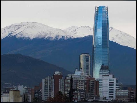 Santiago Chile best For Living Surviving and Business in Latin America