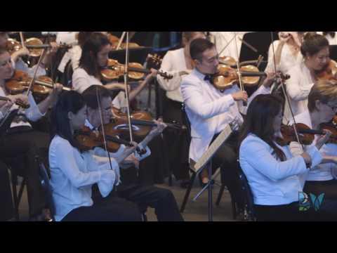 New York Philharmonic performs Rossini's La gazza ladra Overture | Bravo! Vail 2016