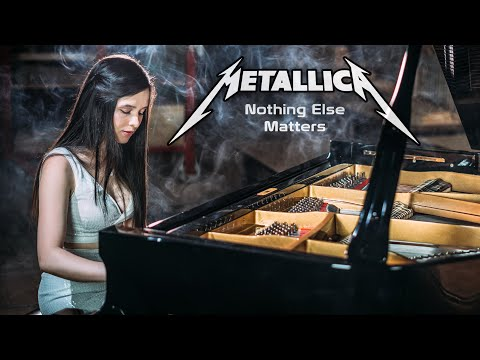 Metallica - Nothing Else Matters (Piano Cover by Yuval Salomon)