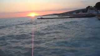 дивноморск(В видео показана набережная дивноморска. Видео будет интересно тем кто собирается на отдых в Дивноморск., 2014-01-29T06:58:27.000Z)