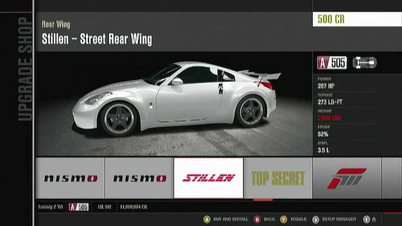 How To Build A Drift Car In Forza