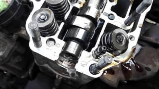 Обслуживание Honda PC800. (Часть 2)