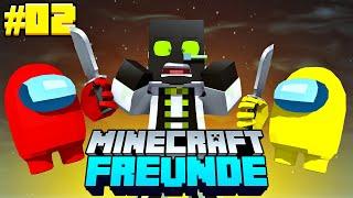 ICH WERDE ALS IMPOSTER BESCHULDIGT! - Minecraft Mit Freunden #02 [Deutsch/HD]