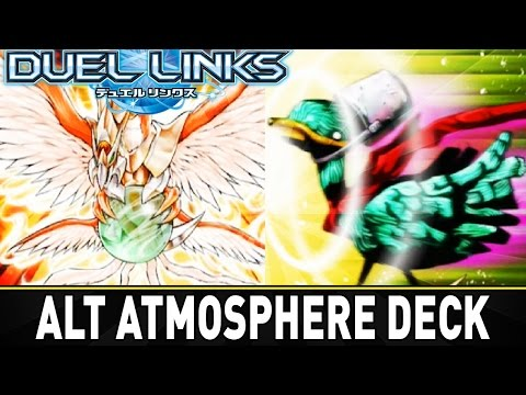 ALTERNATE ATMOSPHERE DECK | YuGiOh Duel Links Mobile w/ Shad