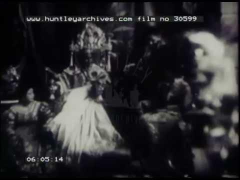 Life In Madagascar, 1950s - Film 30599