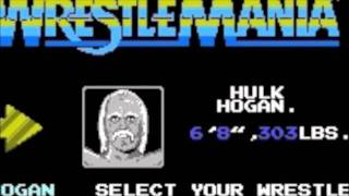 Hulk Hogan WWF Wrestlemania NES Theme (Download Link)