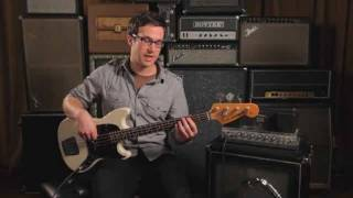 how to play a dominant 7th chord | bass guitar