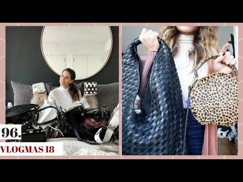 My HIGH STREET Handbag Collection | Vlogmas 18