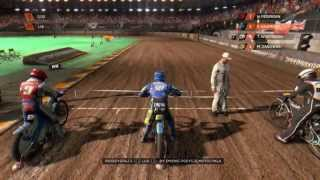 FIM Speedway Grand Prix 15 FPP test Gameplay (PC][HD]