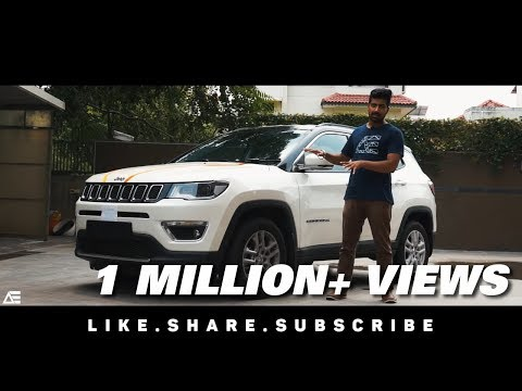 Top 6 reasons to buy The Jeep Compass | Price in India | Auto Encyclo
