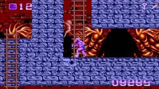 1989 Shadow Of The Beast SEGA Genesis Old School retro game playthrough