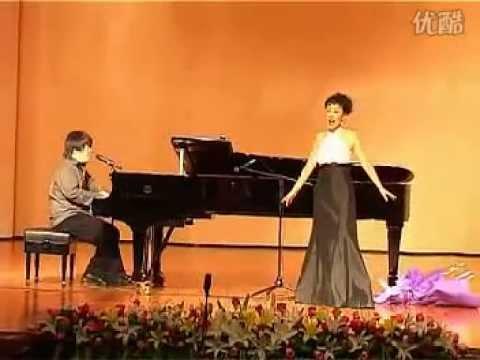 Chang Shilei/Fang Qiong - Xiao He Tang Shui 常石磊/方琼 - 小河淌水