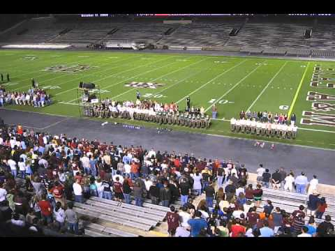 Texas A&M Midnight Yell Fight Song