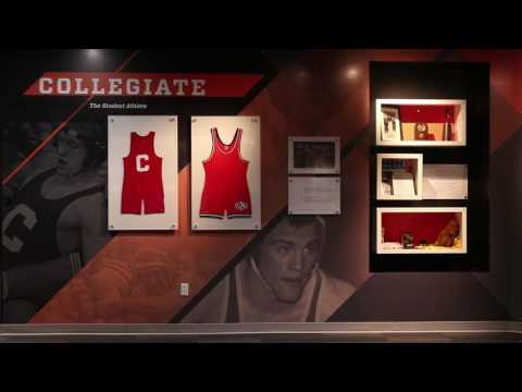 The National Wrestling Hall of Fame & Museum TV