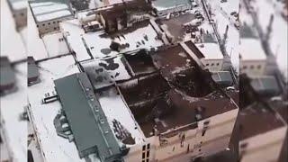 Пожар в Кемерово ...ужасы «Зимней ВИШНИ»...сильные слова ..