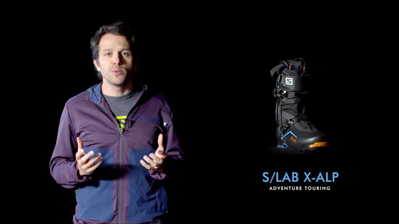 SLAB X ALP | Salomon Ski