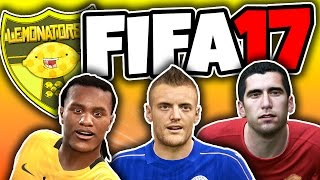 FIFA 17: Ultimate Team - LEMONATORS FC! - (FIFA 17 Funny Moments)