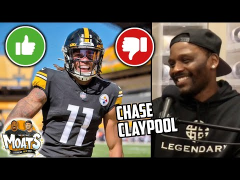 Is Pittsburgh Steelers Chase Claypool Underrated or Overrated?