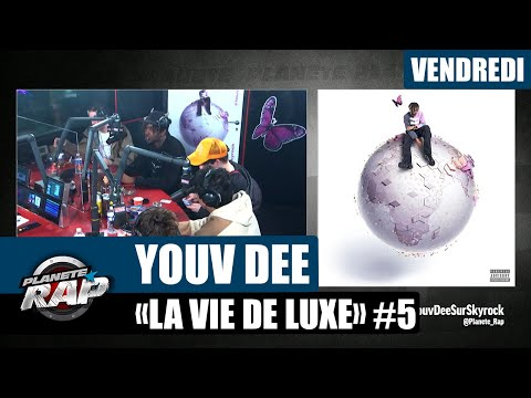Youtube: Planète Rap – Youv Dee«La vie de luxe» avec Sirap, Assy, Swan et Arsn Banger #Vendredi
