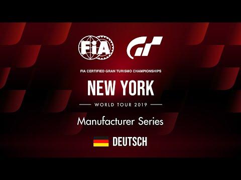 [Deutsch] World Tour 2019 - New York | Manufacturer Series