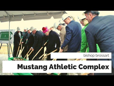 Bishop Brossart High School Mustang Athletic Complex