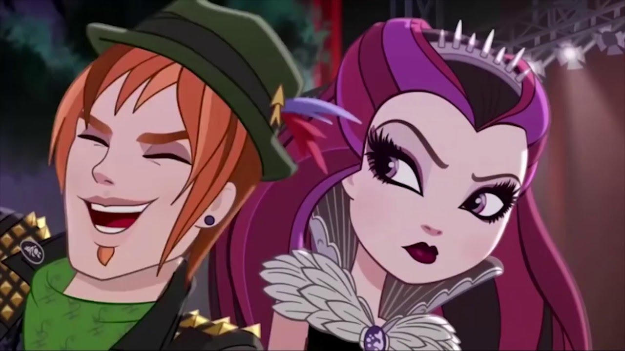 Ever After High | Mirror-Net-Down | Cartoons for Kids