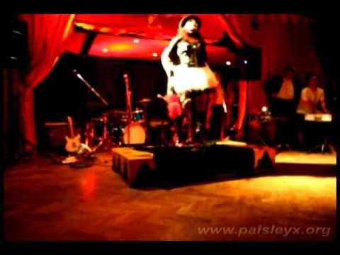 PaisleyX Chelsea Arts Club. 2010