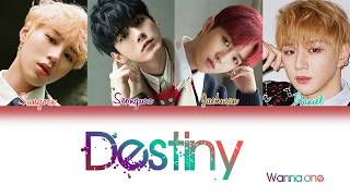 Wanna One – Destiny (Intro.) Lyrics [Color Coded_Han_Rom_Eng]